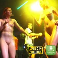 Maria and Katka at the Chernikovice Club  - FULL HD Download Only