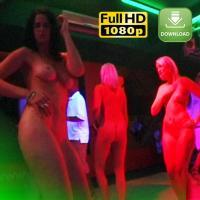 Klara, Lenka, and Barbora At The Klec Club - FULL HD Download Only